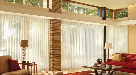 sheers shadings luminette category