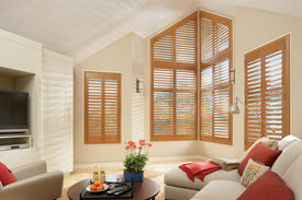 interior shutters for tricky spaces