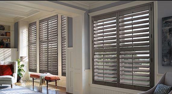 Haverford PA window shutters
